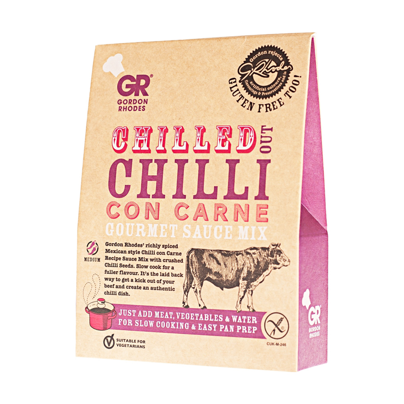 Gordon Rhodes Chilli Gourmet Sauce