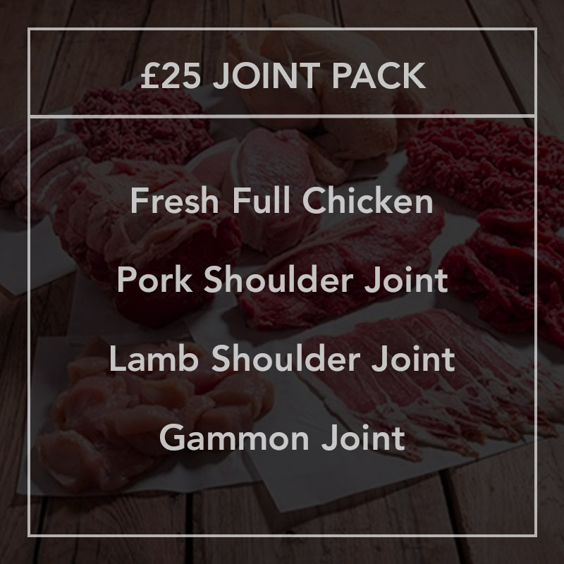 Roasting Joint Meat Pack