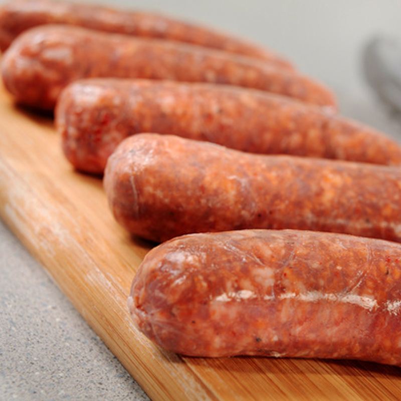Spanish Style Pork Chorizo Sausages