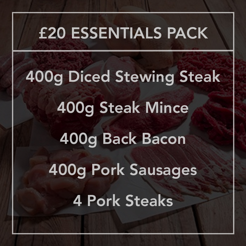 Essentials Meat Pack