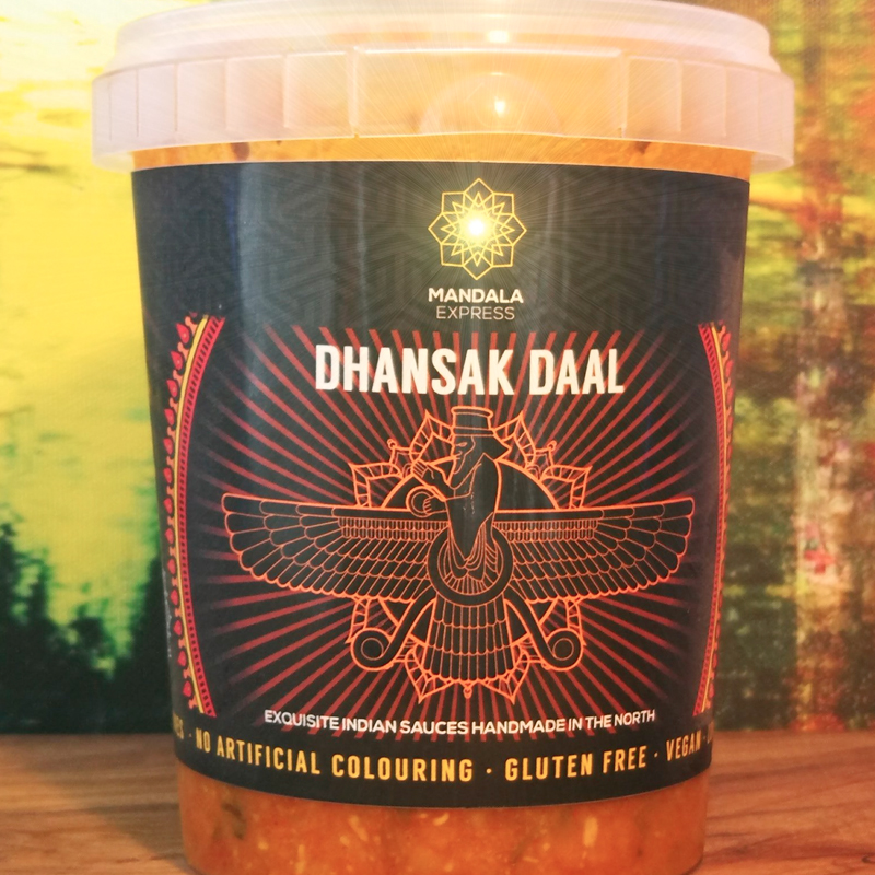 Mandala Express Dansak Daal