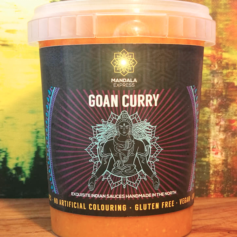 Mandala Express Goan Curry