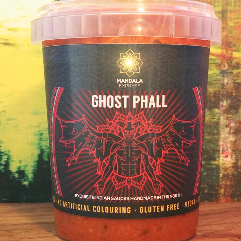 Mandala Express Ghost Phall
