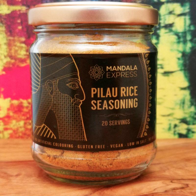 Mandala Express Pilau Rice Seasoning