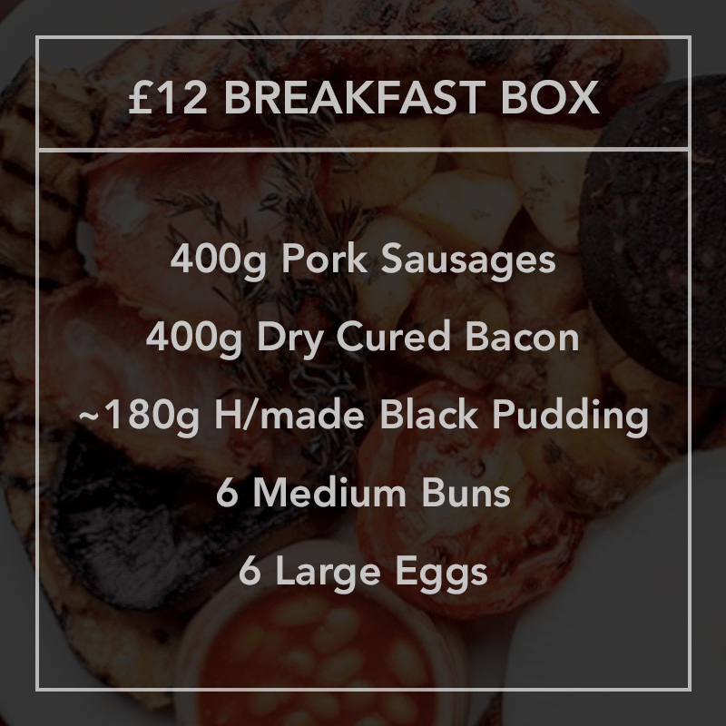 Breakfast Meat Box