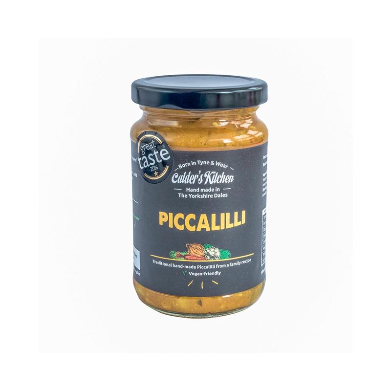 Calder's Kitchen Piccalilli