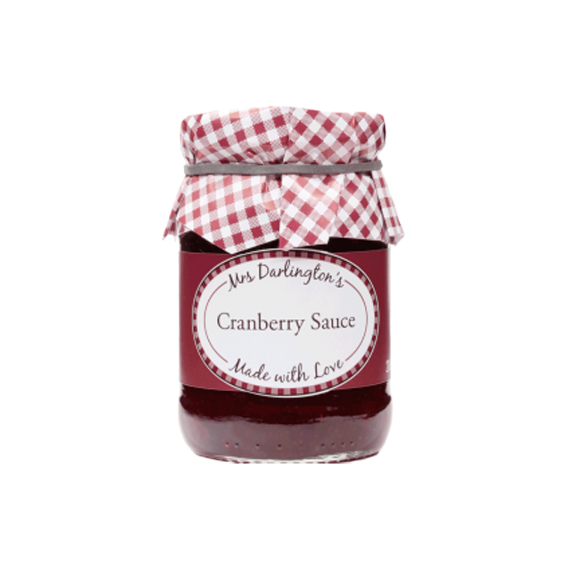 Mrs Darlingtons Cranberry Sauce