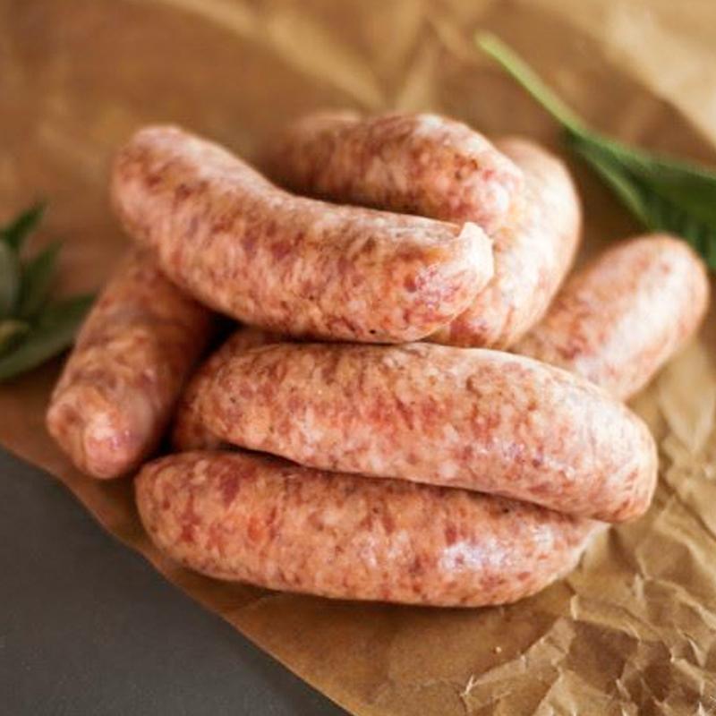 Gluten Free Cumberland Sausages