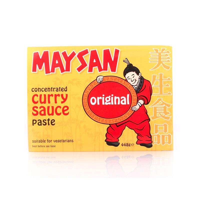 Maysan Original Curry Sauce