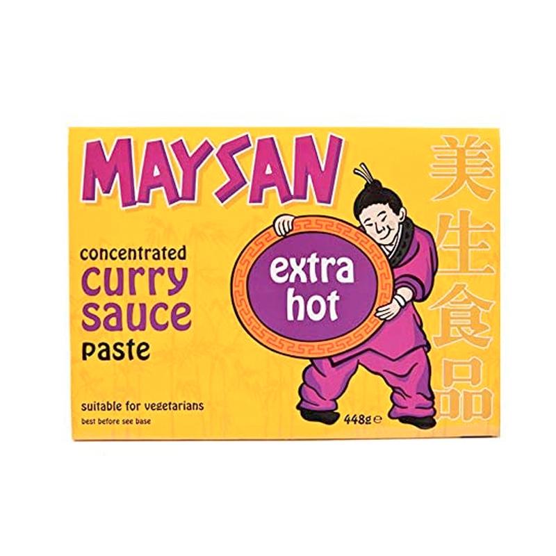 Maysan Extra Hot Curry Sauce