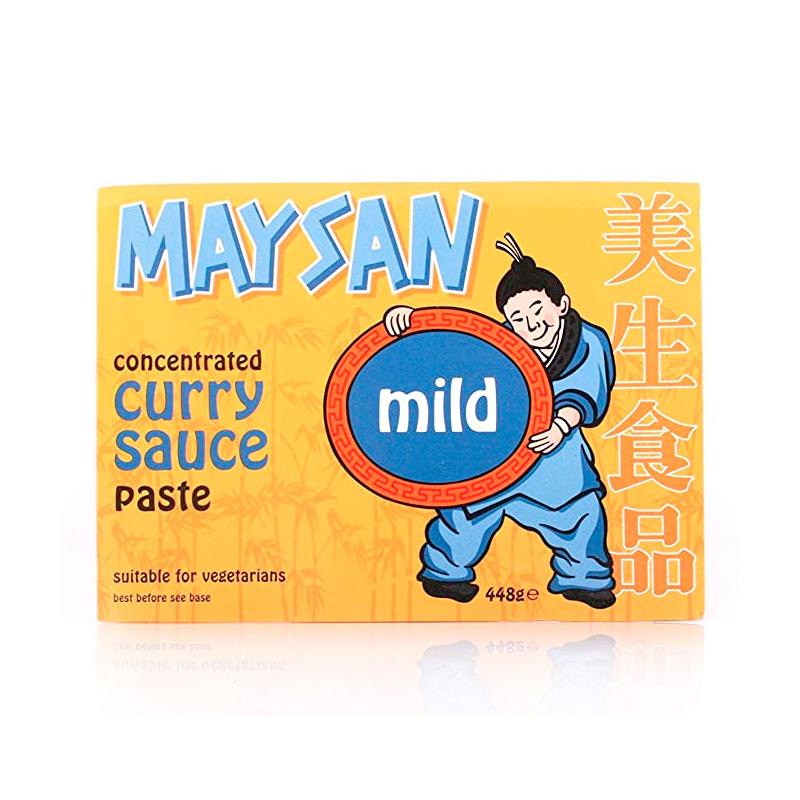 Maysan Mild Curry Sauce