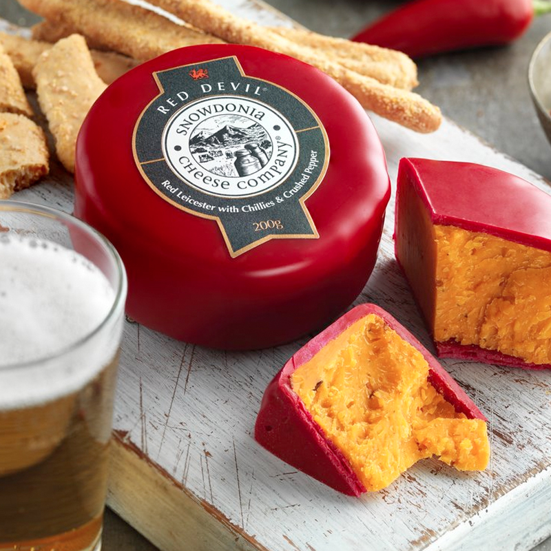Red Devil Snowdonia Cheese