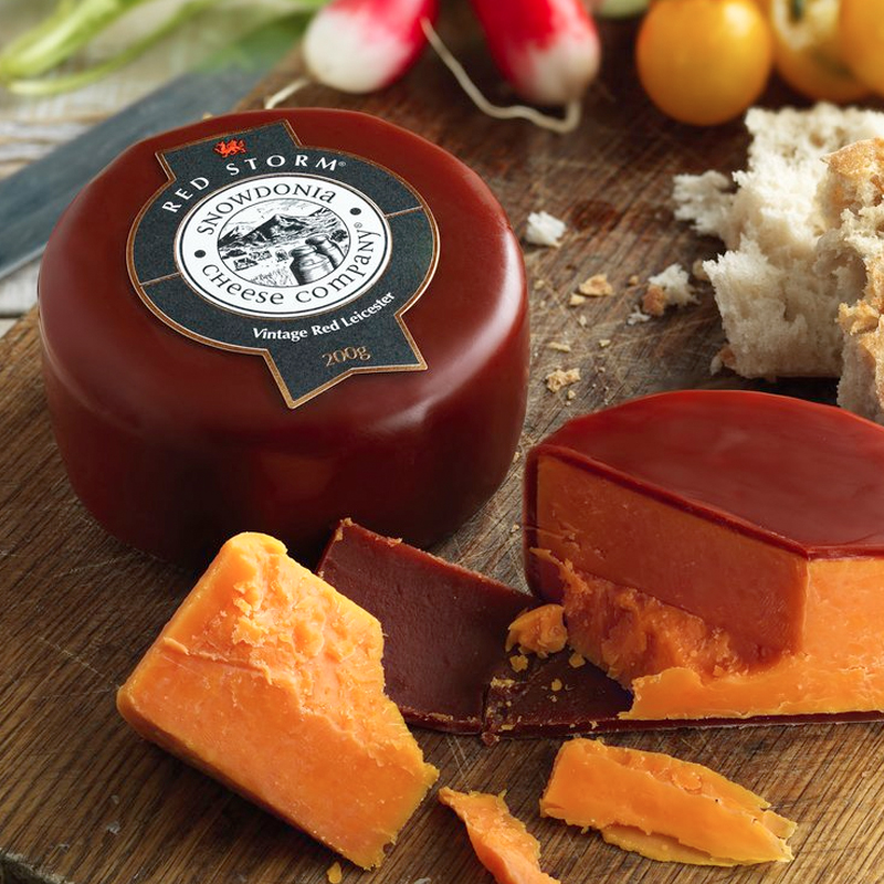 Red Storm Snowdonia Cheese