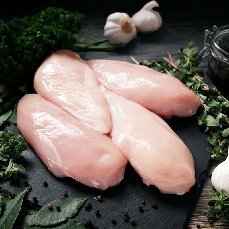 Free Range English Chicken Breast