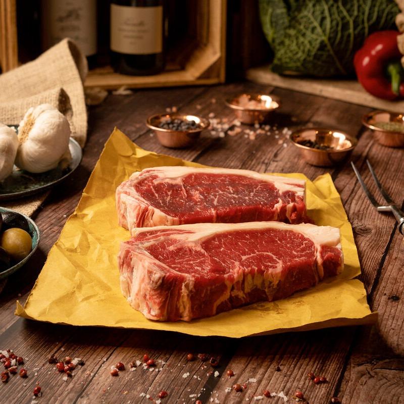 32 Day Dry Aged Sirloin Steak